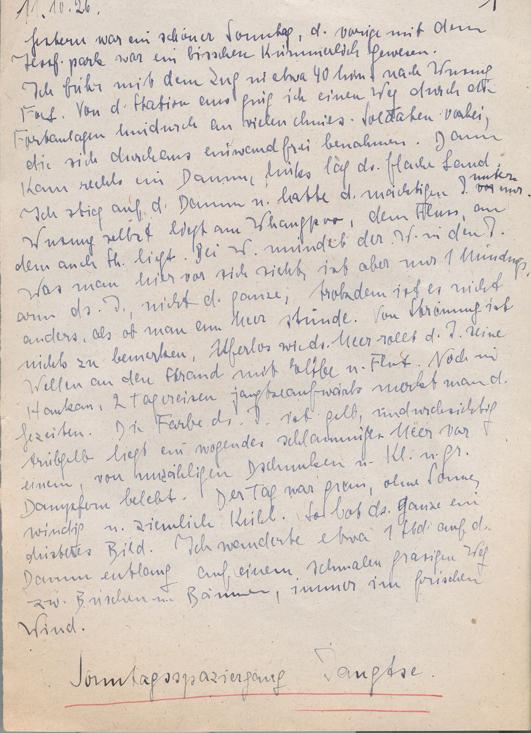 Manuscrit Brut Ilse Jordan